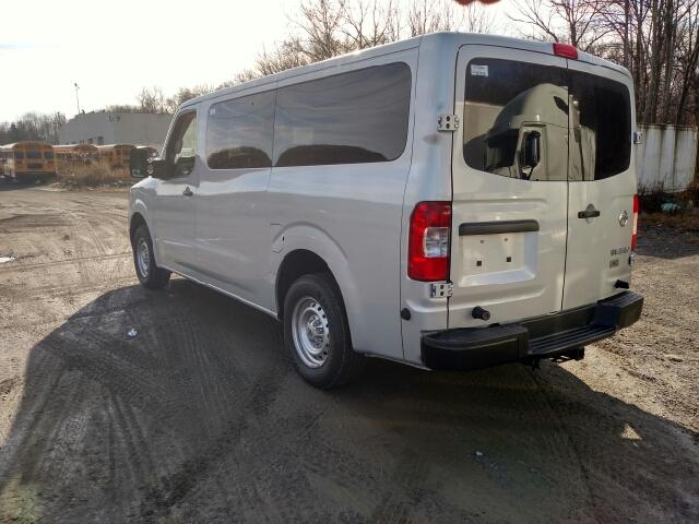 2015 Nissan Nv Passenger 3500 HD S 3dr Passenger Van V8