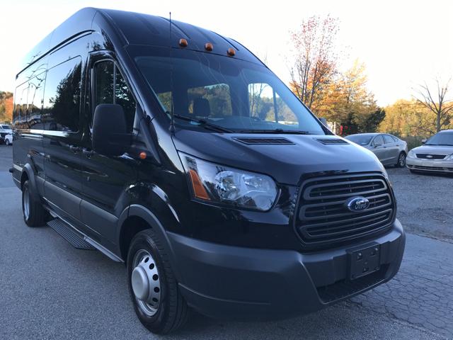 2016 ford transit wagon 350 xlt hd 3dr lwb high roof drw extended passenger van w sliding side. Black Bedroom Furniture Sets. Home Design Ideas
