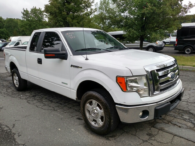 2011 ford f 150 4x4 xlt 4dr supercab styleside 6 5 ft sb in monroe ny hershey 39 s auto inc. Black Bedroom Furniture Sets. Home Design Ideas