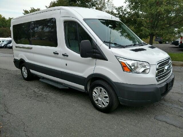 2016 ford transit wagon 350 xlt 3dr lwb medium roof passenger van w sliding passenger side door. Black Bedroom Furniture Sets. Home Design Ideas
