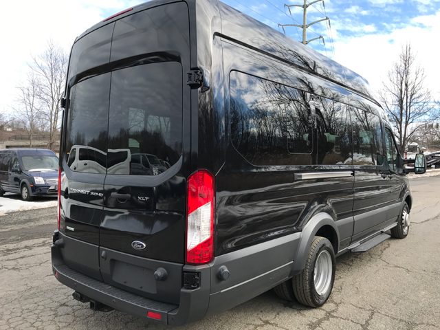 2016 ford transit wagon 350 xlt hd 3dr lwb high roof drw extended passenger van w sliding. Black Bedroom Furniture Sets. Home Design Ideas