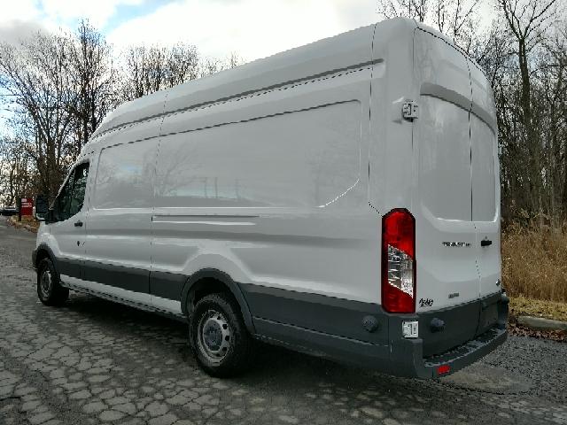 2016 ford transit cargo 350 3dr lwb high roof extended cargo van w sliding passenger side door. Black Bedroom Furniture Sets. Home Design Ideas
