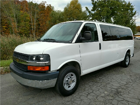 2015 Chevrolet Express Passenger for sale in Monroe, NY