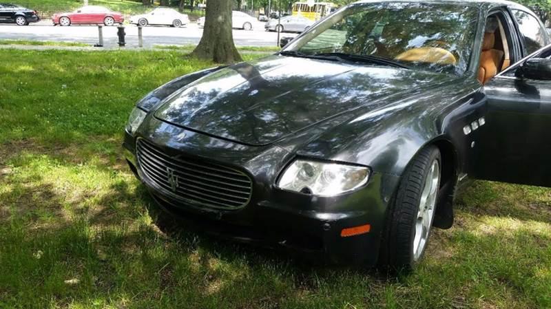2008 Maserati Quattroporte  - Brooklyn NY