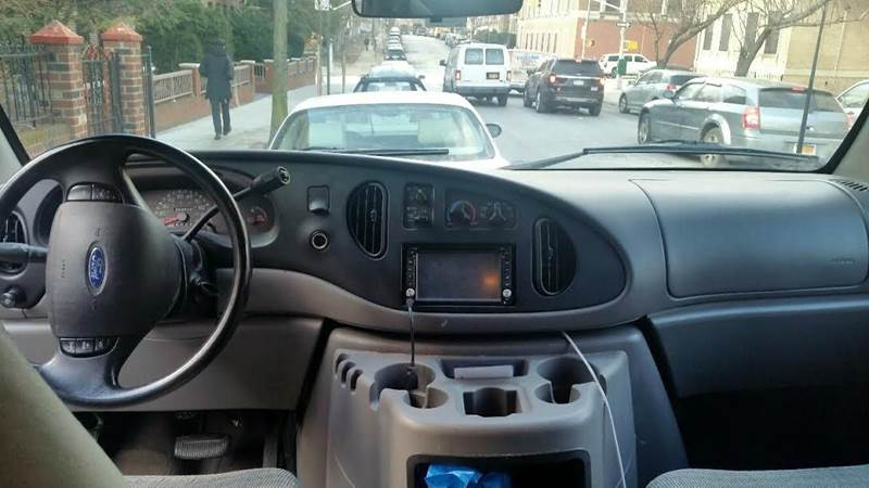 2002 Ford E-350  - Brooklyn NY