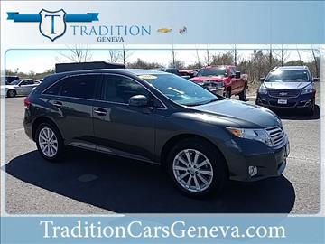 2012 Toyota Venza for sale in Geneva, NY