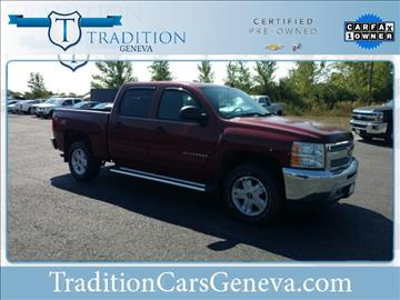 2013 Chevrolet Silverado 1500 for sale in Geneva, NY