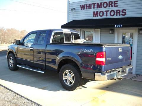 2006 Ford F-150 for sale in Ashland, OH