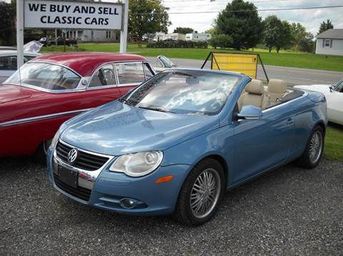2008 Volkswagen Eos for sale in Ashland, OH