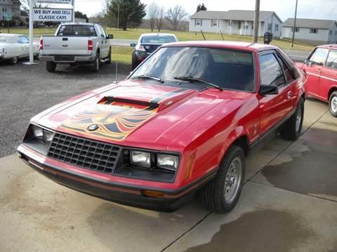 1979 Ford Mustang SVT Cobra For Sale  Carsforsalecom