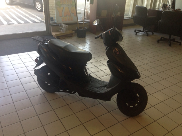 2012 Tao Scooter