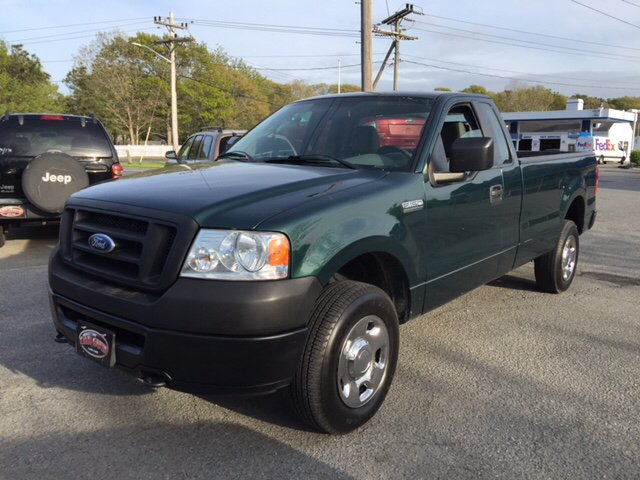 2008 ford f 150 xl 4x4 2dr regular cab styleside 8 ft lb in hyannis barnstable brewster the car. Black Bedroom Furniture Sets. Home Design Ideas