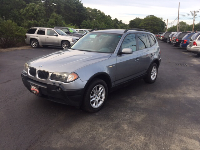 2004 bmw x3 awd 4dr suv in hyannis ma the car guys. Black Bedroom Furniture Sets. Home Design Ideas