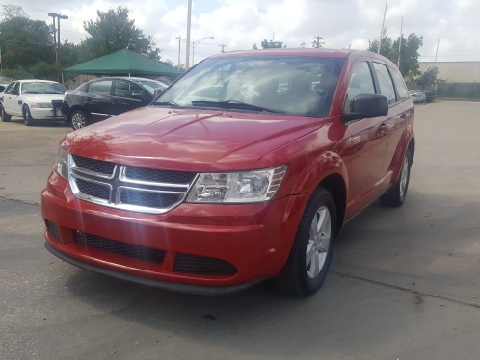 2013 Dodge Journey for sale in Dallas, TX