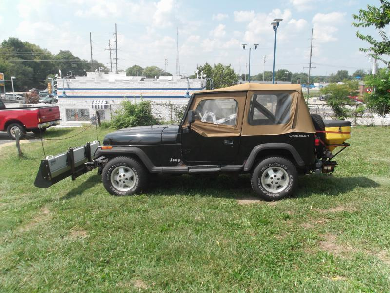 1991 Jeep Wrangler 2dr 4WD SUV - St. Louis MO