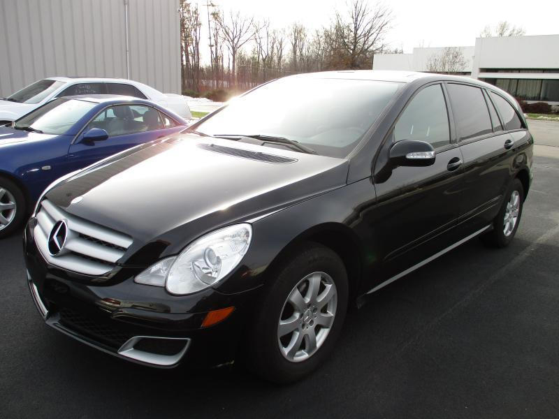 2006 mercedes benz r class r350 awd 4matic 4dr wagon in for Fort wayne mercedes benz dealership