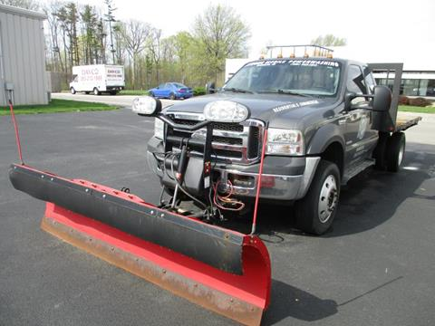 2007 Ford F-450 for sale in Fort Wayne, IN