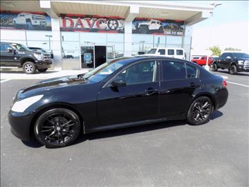Fort Wayne Infiniti >> Infiniti G35 For Sale - Carsforsale.com
