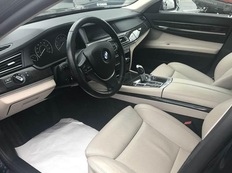 2012 Bmw 7 Series AWD 750Li xDrive 4dr Sedan In Reading PA  HD