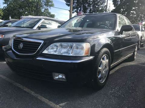 2000 Acura RL for sale in Reading, PA