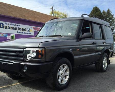 2003 Land Rover Discovery for sale in Reading, PA