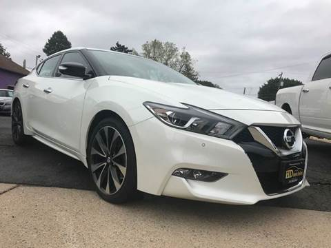 2016 Nissan Maxima for sale in Reading, PA