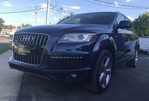 2012 Audi Q7 for sale in Reading, PA