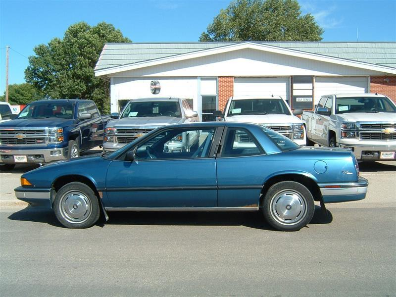 1989 buick regal for sale in ellendale nd. Black Bedroom Furniture Sets. Home Design Ideas