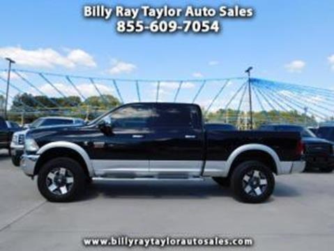 2012 RAM Ram Pickup 2500 for sale in Cullman, AL