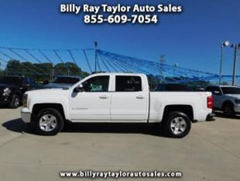 2015 Chevrolet Silverado 1500 for sale in Cullman, AL
