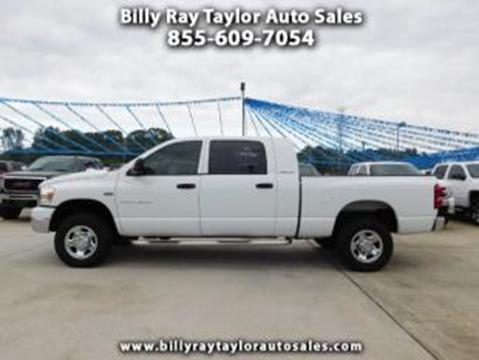 2007 Dodge Ram Pickup 1500 for sale in Cullman, AL