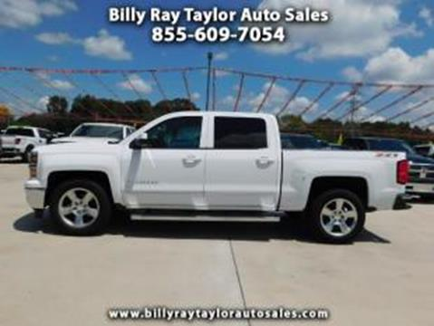 2014 Chevrolet Silverado 1500 for sale in Cullman, AL