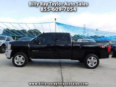 2013 Chevrolet Silverado 2500HD for sale in Cullman, AL