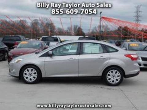 2012 Ford Focus for sale in Cullman, AL