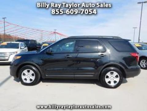 2014 Ford Explorer for sale in Cullman, AL