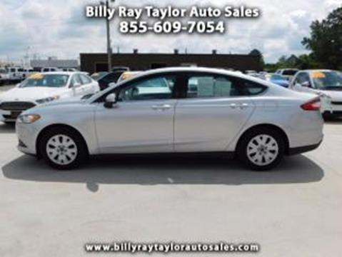 2014 Ford Fusion for sale in Cullman, AL