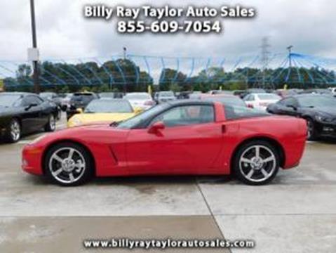 2008 Chevrolet Corvette for sale in Cullman, AL