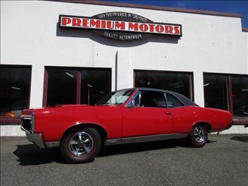 1967 Pontiac GTO for sale in Tacoma, WA