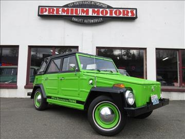 1974 Volkswagen Thing for sale in Tacoma, WA