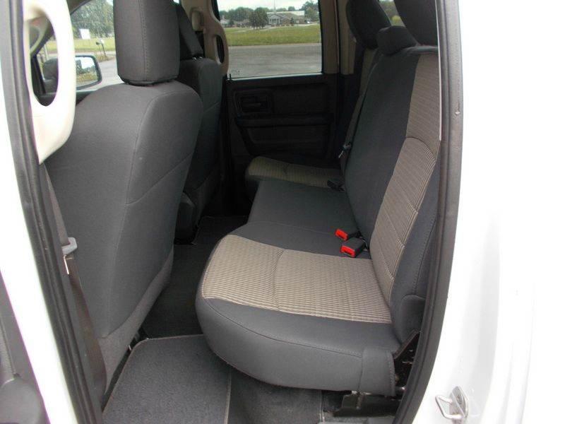 2011 RAM Ram Pickup 1500 4x4 SLT 4dr Quad Cab 6.3 ft. SB Pickup - Ardmore AL