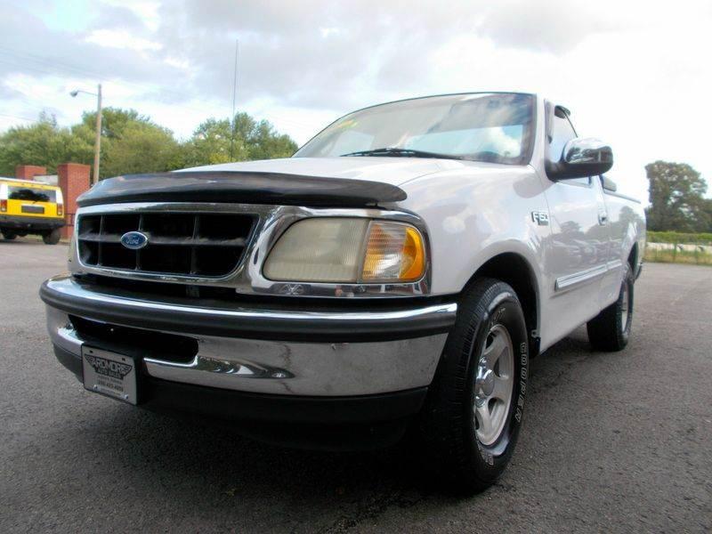 1997 Ford F-150 2dr XLT Standard Cab LB - Ardmore AL