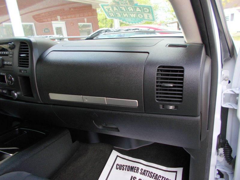 2007 Chevrolet Silverado 1500 LT 4dr Crew Cab 5.8 ft. SB - Ardmore AL