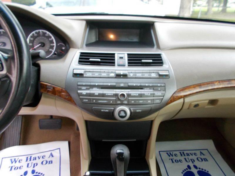 2008 Honda Accord EX L 4dr Sedan 5A - Ardmore AL