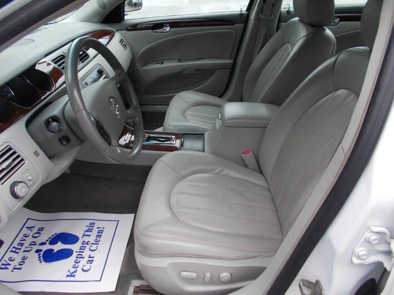 2008 Buick Lucerne CXS 4dr Sedan - Ardmore AL