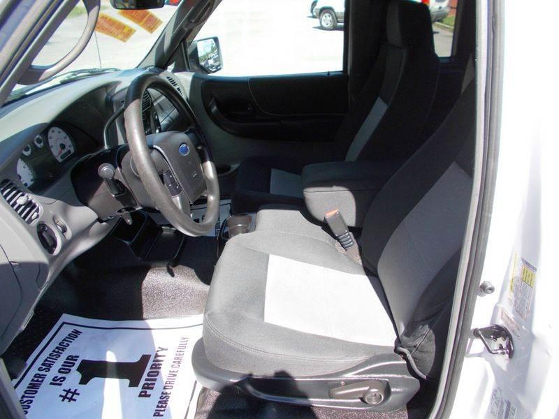 2008 Ford Ranger 4x2 SPORT 2dr SuperCab SB - Ardmore AL