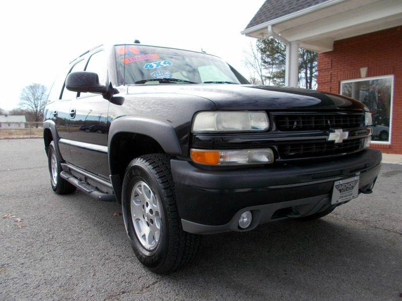 2004 chevrolet tahoe z71 4wd 4dr suv in ardmore al. Black Bedroom Furniture Sets. Home Design Ideas