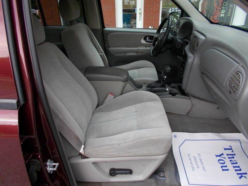 2006 Chevrolet TrailBlazer LS 4dr SUV 4WD w/1SA - Ardmore AL