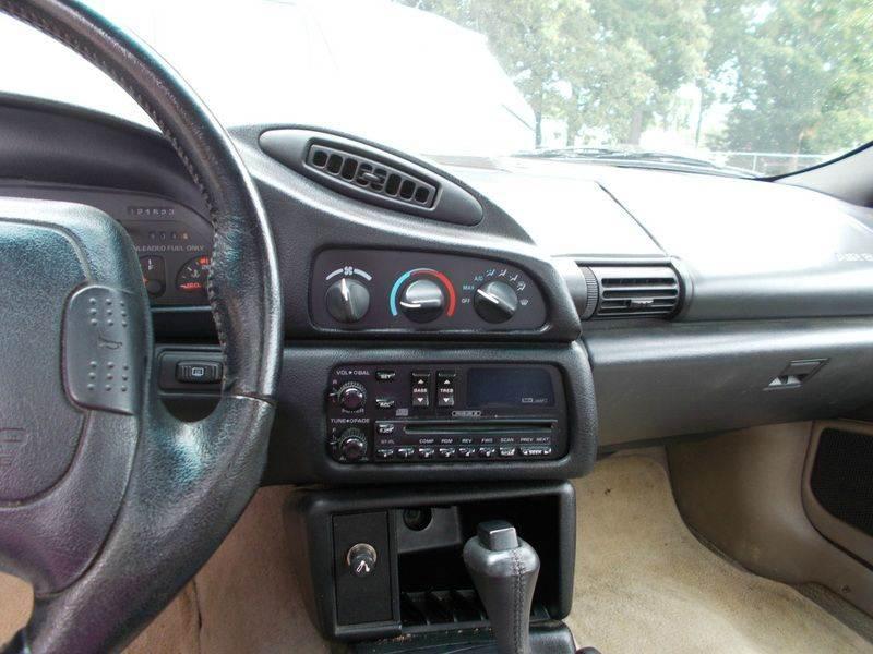 1996 Chevrolet Camaro Z28 2dr Hatchback - Ardmore AL