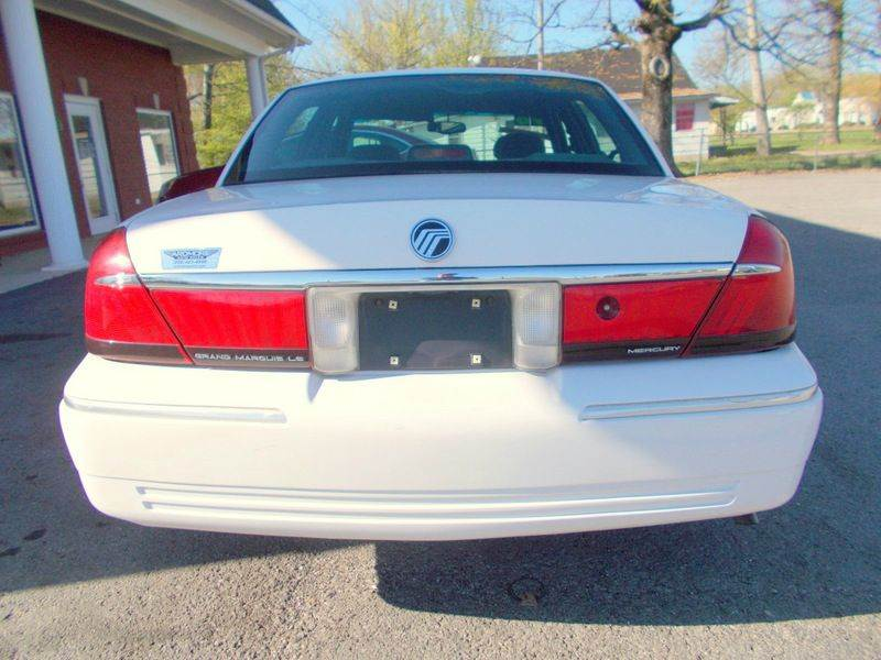 1998 Mercury Grand Marquis LS 4dr Sedan - Ardmore AL