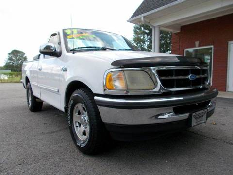 1997 Ford F-150 for sale in Ardmore, AL